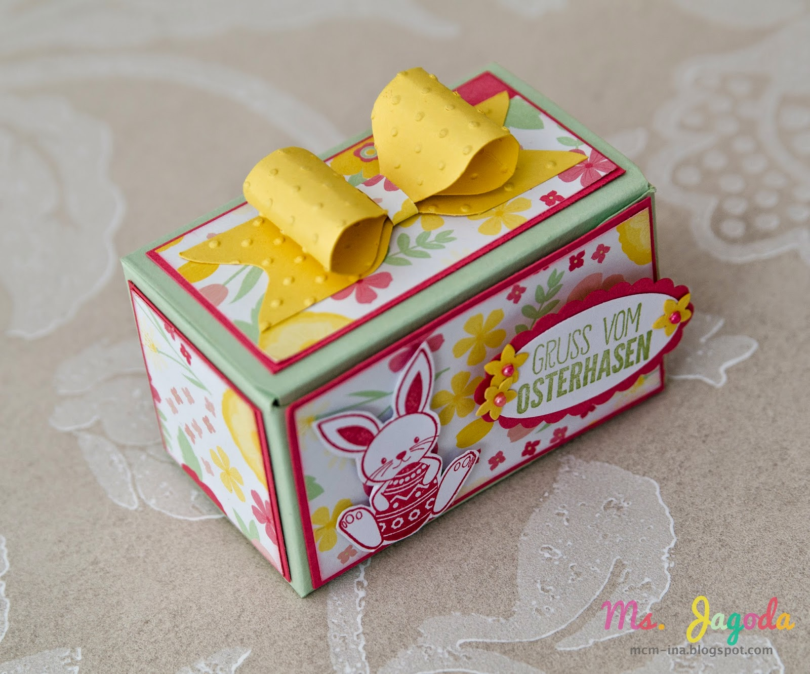 Little Easter Box