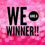 giveaway winner :)