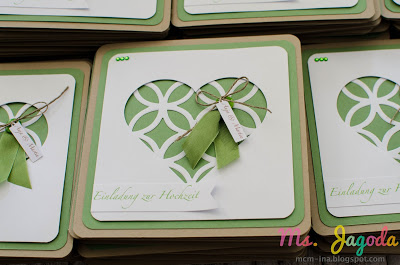 85 x wedding invitations
