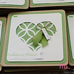 85 x wedding invitations