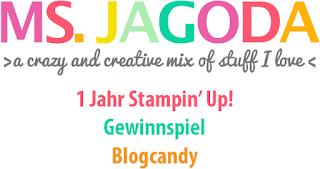 Stampin' Up! Jubiläum