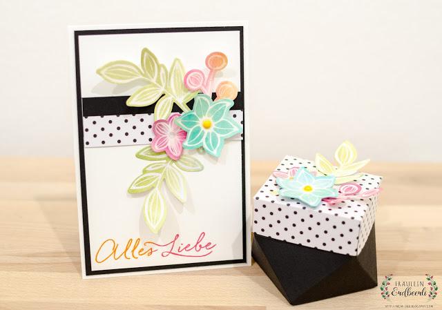 diamond box & matching card :)