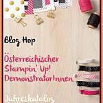 Blog Hop – der NEUE :D