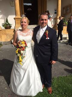 Manu hat geheiratet :D