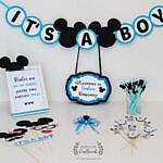 Mickey Babyparty part 2