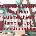 Adventkalender-Blog-Hop der österreichischen Stampin' Up! – Demos