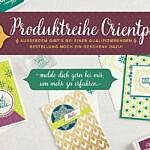 """Vorabaktion Produktreihe """"Orientpalast"""""""