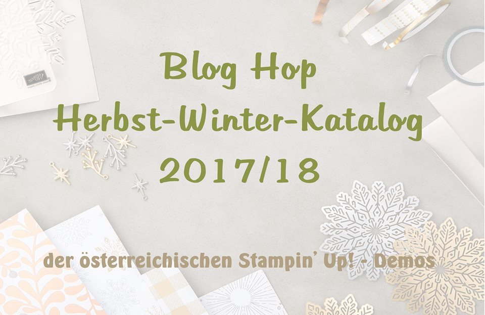 Blog Hop Herbst/-Winter Katalog