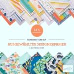 Designpapieraktion