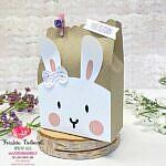 Bunny Bag – Häschen Tasche als Ostergoodie GRATIS Download
