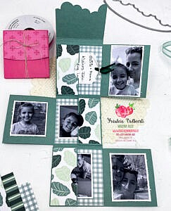 In Colors 2021-2022 – 1 SET – 5 TAGE – 25 IDEEN – Stampin' Up! Tag 1