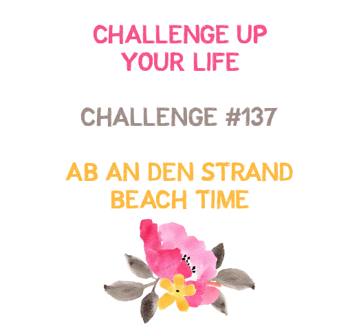 Beach Time – Scrapbooking Layout mit Stampin' Up!