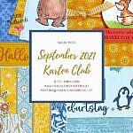 Karten Club – September Vorschau