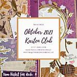 Karten Club Oktober 2021