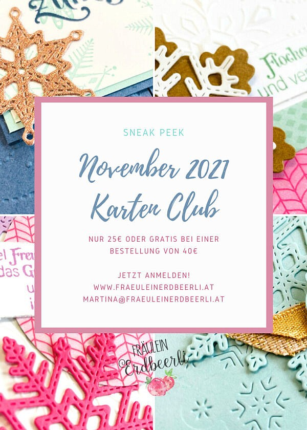Karten Club November 2021